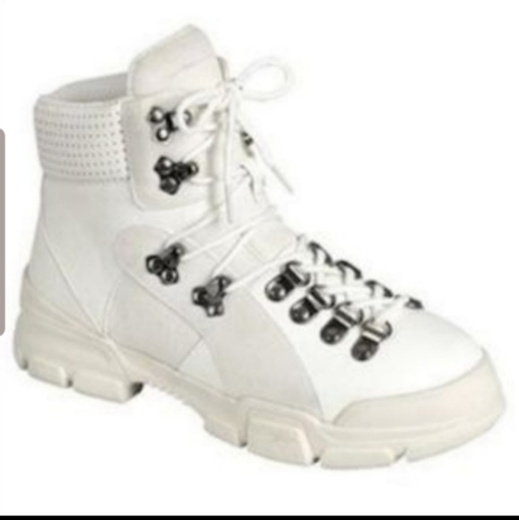 Shoes   Chunky Sole Hiking Boots   Poshmark